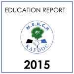 Education report 2015