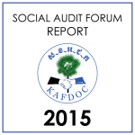 social audit forum report 2015