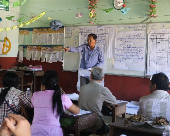 Education : Training day (E2L)